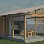 Kit - Casas com 1 quarto