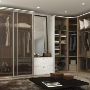 closet com moveis planejados em manaus