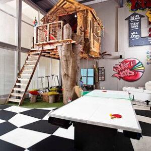 playgrounds para a sua casa