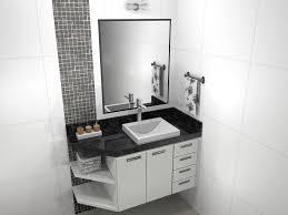 moveis planejados para banheiros pequenos