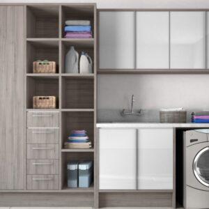 moveis planejados para lavanderia em manaus