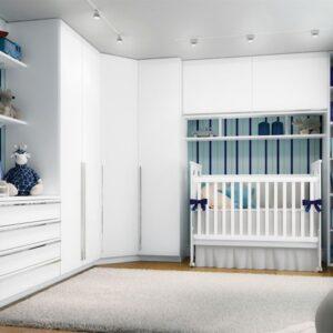 moveis planejados para quarto de bebe