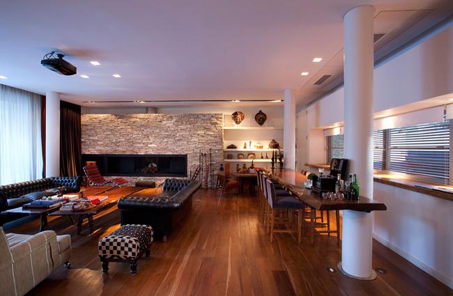 pisos de madeira para sala