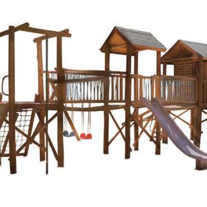 playground infantil para condominio
